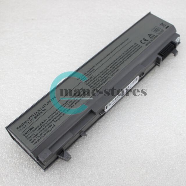 Batería de 6 celdas para Dell Latitude E6400 E6410 E6500 E6510 PT434 PT435 FU268