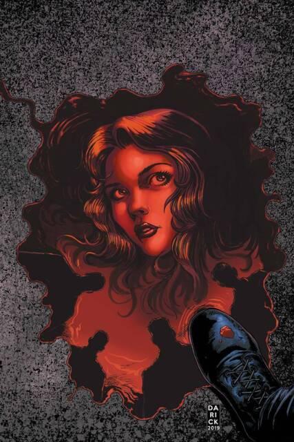 IN HAND Vampirella #11 Carla Cohen Virgin Variant Presale Ltd 300 SOLD OUT!