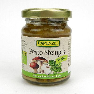 (4,16/100g) Rapunzel Pesto Steinpilz vegan bio 120 g