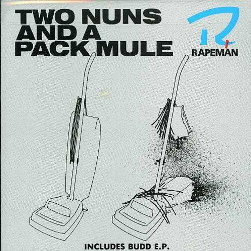 Rapeman - Two Nuns & a Pack Mule [New CD]