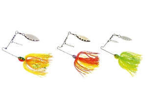Jaxon Spinnerbait 20 Size 3 Colors Spinner for perch pike zander and