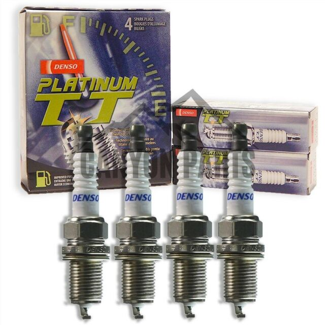 New Box of 4 Autolite Iridium XP  XP5701 Spark Plugs