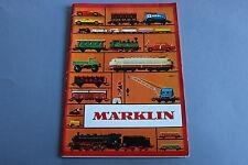 X235 MARKLIN Train catalogue Ho 1972 82 pages 29,7*21 cm F