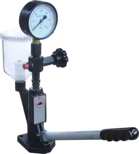 Diesel Injector Nozzle Pop Pressure Tester Dual Read Bar//PSI Gauge S60H W//Filter