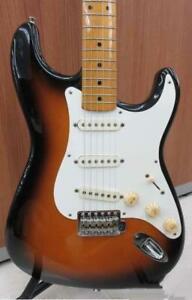 Fender-Japan-ST57-53-Stratocaster-Chitarra-Elettrica-Testato-Usato-Ex