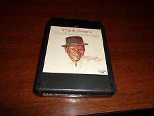 Frank Sinatra - Midnight Strings   8 Track Cassette Tape  Untested