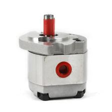 Mini High Pressure Hydraulic Gear Pump Sae Flat Key For Light Industry Machinery