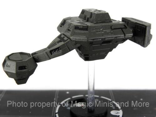 Star Trek Tactics III - SOONG #23 HeroClix rare miniature #023 Borg
