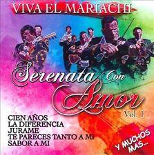 Mariachi Imperial De: Una Serenata Com Amor 1  Audio CD