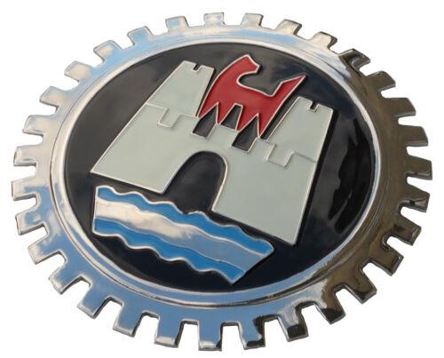 Wolfburg Germany car grille badge emblem