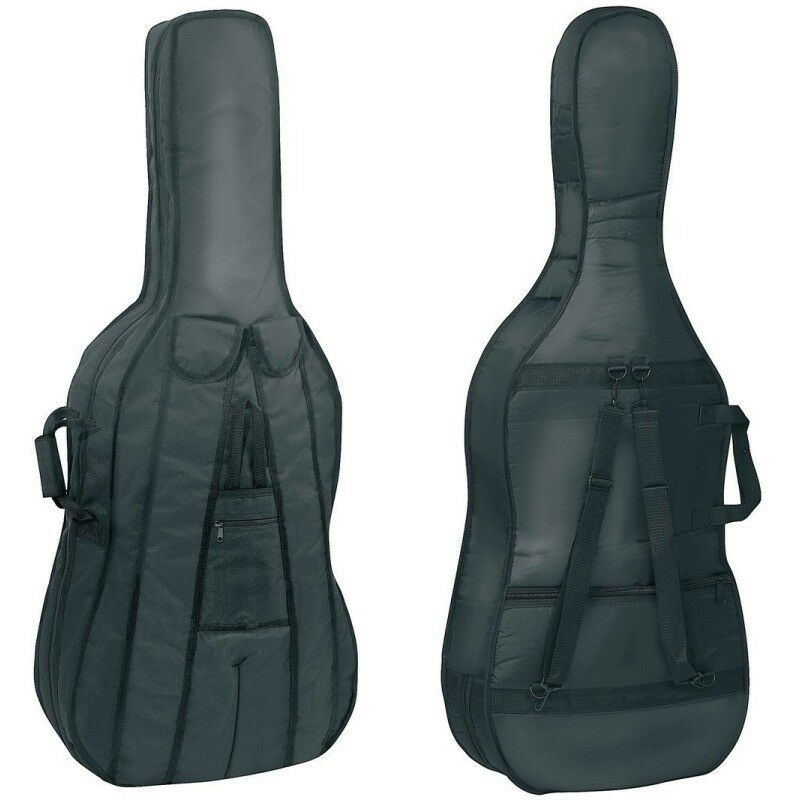 Gewa pure Borsa Violoncello Cello Gig-Bag Classic CS 014 4 4 imbottita 3mm