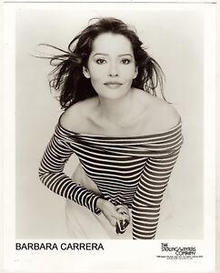 Barbara carrera now