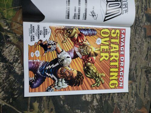 Savage Dragon #169 First Print Emperor Aftermath Erik Larsen Image 2011 NM
