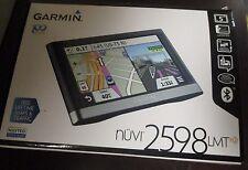 """Garmin Nuvi 2598LMTHD 5"""" GPS w/Lifetime Maps & HD Traffic 2598LMT  2"""