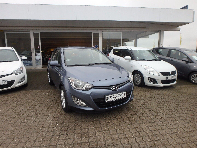 Hyundai i20 1,25 Classic XTR 5d - 59.900 kr.