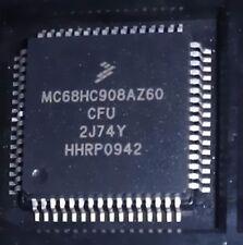 1PC MC68HC908AZ60ACFU 3K85K QFP M68HC08 Microcontrollers
