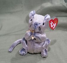 5f7a6fc3f57 item 6 Ty Beanie Baby Cheddar the Mouse - 2002 MWMT Retired -Brand NewTy  Beanie Baby Cheddar the Mouse - 2002 MWMT Retired