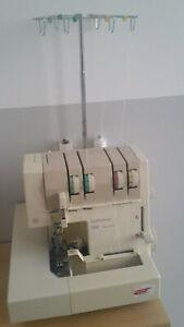 Pfaff hobbylock 788 Overlockmaschine Nähmaschine 4-fädig mit Konverter - Dresden, Deutschland - Pfaff hobbylock 788 Overlockmaschine Nähmaschine 4-fädig mit Konverter - Dresden, Deutschland