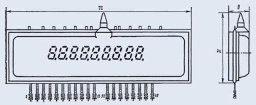 Indicators IV-28A USSR  Lot of 1 pcs