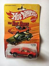 HOT WHEELS '82 SUPRA REDS #3925 THE HOT ONES, VHTF