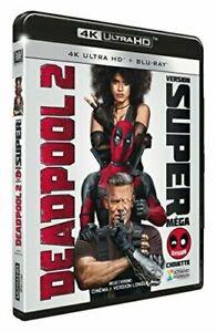 Blu-Ray-4K-Blu-Ray-Deadpool-2-NEUF