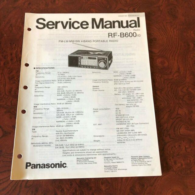 Mint Fm Sw Shortwave Radio Manual Guide