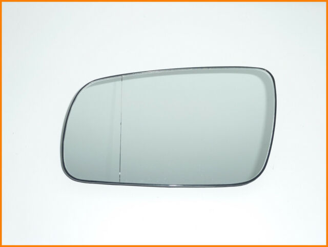 Automotive LEFT PASSENGER SIDE MIRROR GLASS FOR SKODA OCTAVIA 1997-2004