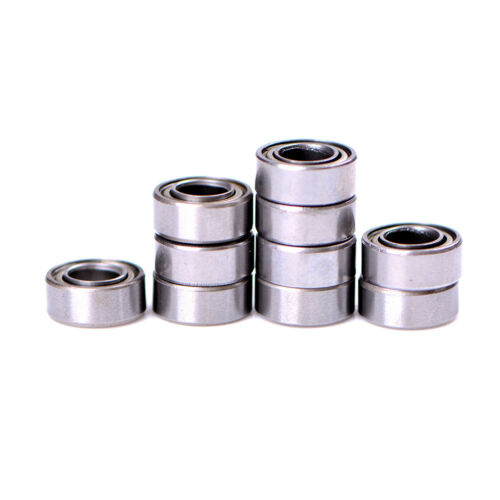 20pcs MR105ZZ L-1050 MR105 deep groove ball bearing 5x10x4 mm miniature  Yg