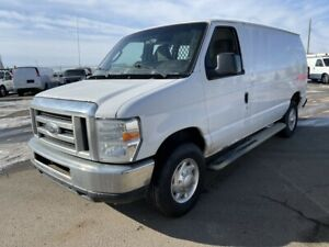 2012 Ford E-Series Van E-250 Cargo Van 4.6L Gas Engine