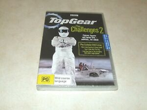 Top-Gear-The-Challenges-2-DVD-2008-Region-4-New