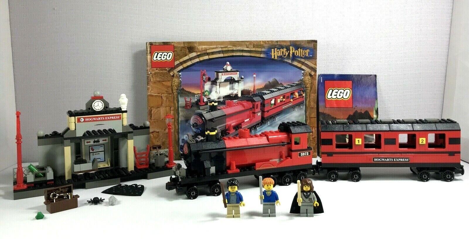 Lego  Harry Potter Set 4708 Hogwarts Express Complete with 3 Minifigs  point de vente