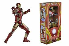 "NECA AVENGERS AGE OF ULTRON IRON MAN MARK 43 1/4 SCALE 18"" inch ACTION FIGURE"