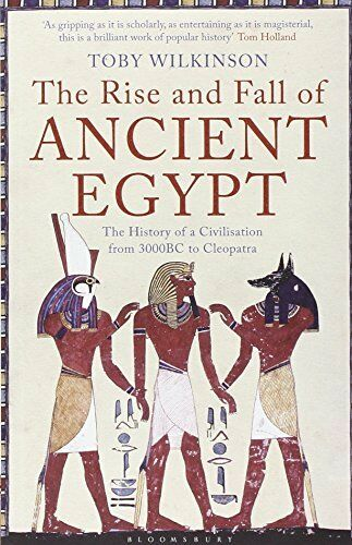 1 of 1 - The Rise and Fall of Ancient Egypt, Wilkinson, Toby 1408810026