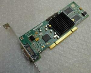 32Mb-Matrox-F7011-0001-Rev-A-G55MDDAP32DBF-AGP-Vintage-Carte-Graphique-Video