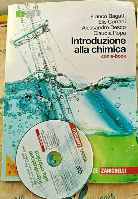 INTRODUZIONE ALLA CHIMICA con Cd - F.BAGATTI E.CORRADI A.DESCO - ZANICHELLI