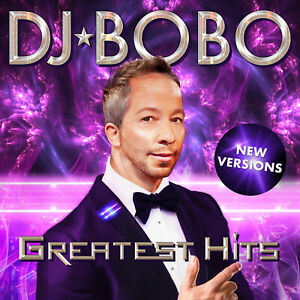 DJ BOBO Greatest Hits DCD New Version