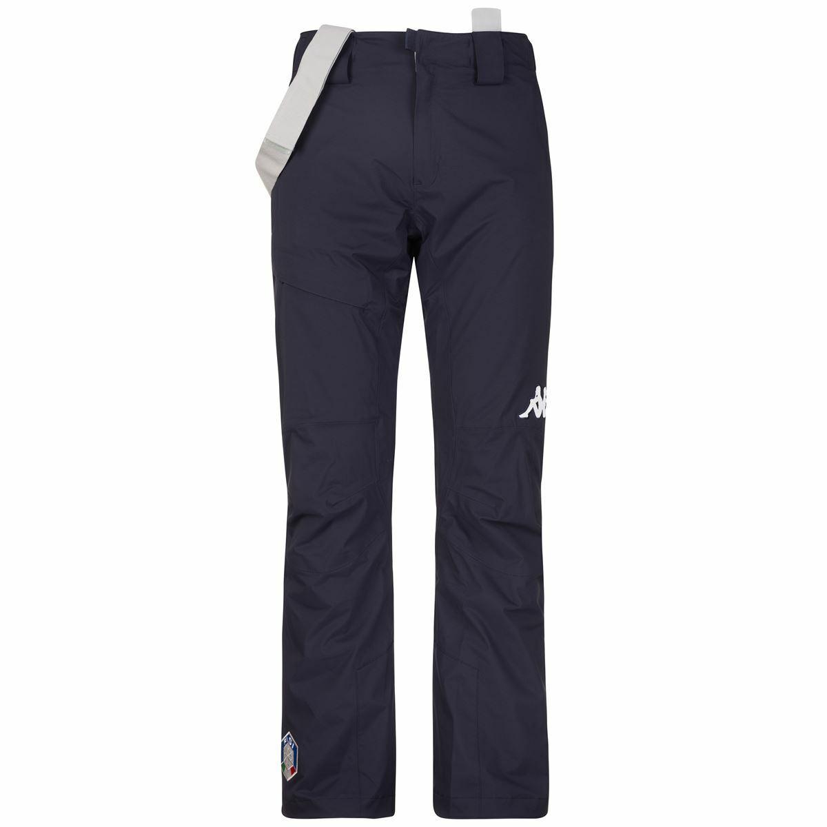 Pantalones de Hombre Kappa 6 Cento 622A Full Zip  Fisi Esquí Deporte Pantalones Deportivos  hasta un 70% de descuento