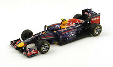 Spark Red Bull RB10 #3 D. Ricciardo Winner GP Canada 2014 1/18