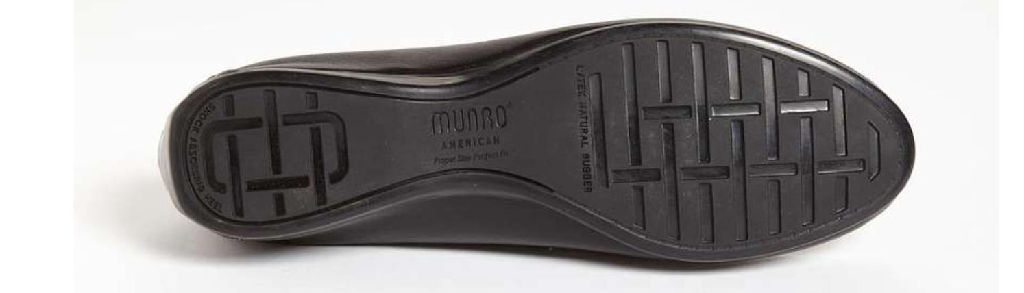 Munro Women's Black Kimi Loafers 5069 5069 5069 Sz 5.5 M fd5587