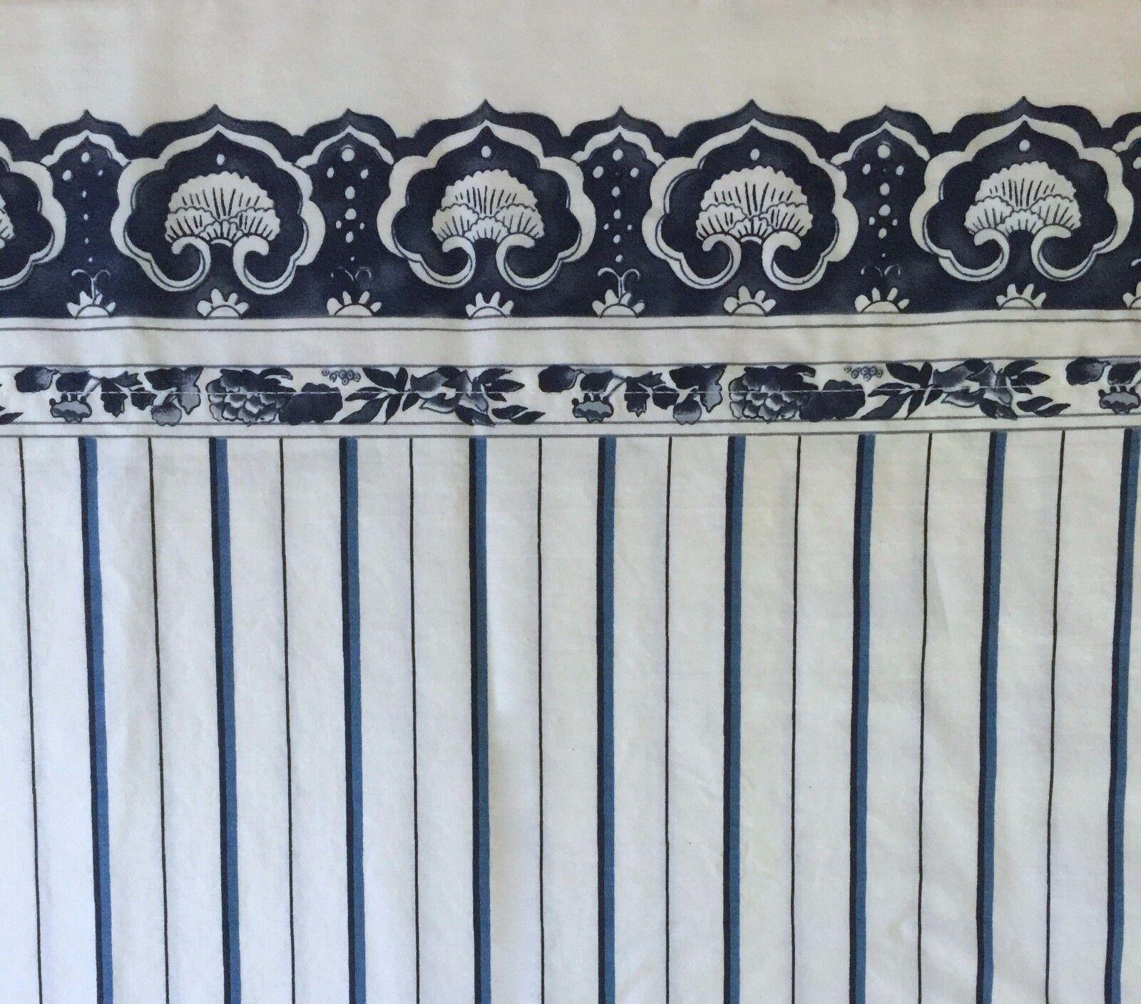Ralph Lauren  Jonquil Stripe  FLAT SheetTwinEUC