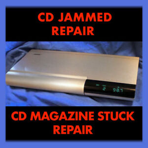REPAIR-SERVICE-CD-Stuck-Bose-Music-Center-20-CD-Player-Changer-Lifestyle-25-30