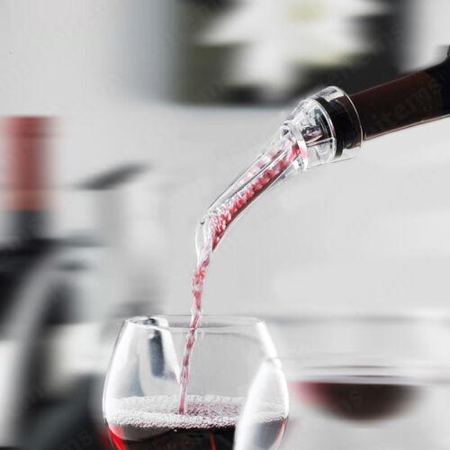 Rotweinflasche Belüfter Dekanter Belüfter Ausgießer Bar Zubehör Setab WRDE