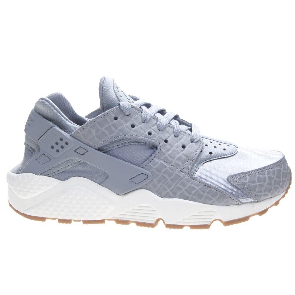 Nike Air Huarache Premium Womens Trainers shoes Sneakers Grey 683818-012