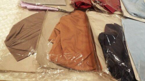 Lot of 2 one piece Al-Amira Hijabs 1 pc hijab scarf white cream black pink gray