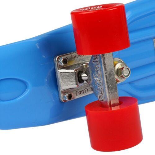 11 Borsa 1809 MINI-Board funtomia ® Skateboard Cruiser bambini Board Board ABEC
