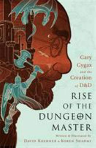 Rise Of The Dungeon Master Gary Gygax And The Creation Of D D Paperback Kus.. - $17.49