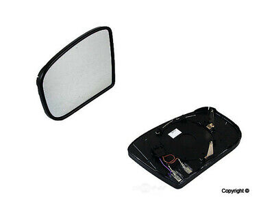 For Mercedes W215 W220 CL55 CL500 Door Mirror Glass Left Auto Dimming OEM ULO