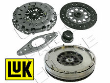 FOR BMW 320 D E90 LUK DUAL MASS FLYWHEEL CLUCTH KIT BEARING 05-07 M47 ENGINE