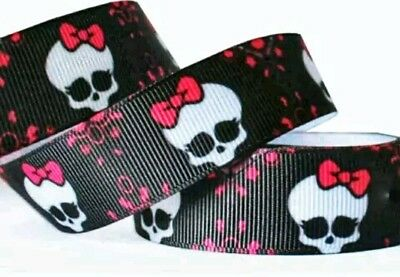 "LOL Valentines 1/""  grosgrain ribbon the listing is for 3 yards and 2 flat resin"