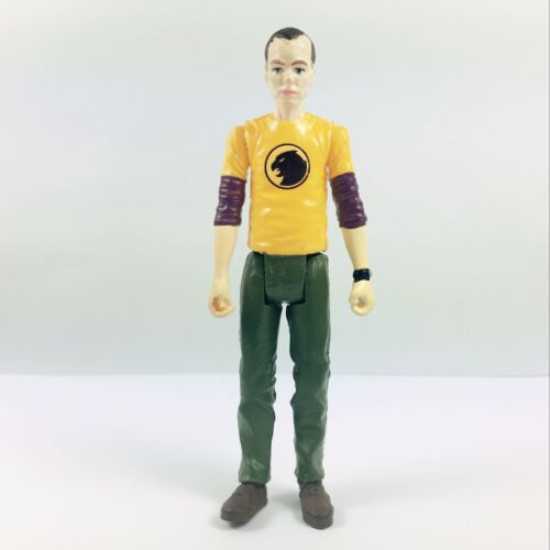 "Hawkman 3.75/"" Big Bang Theory Sheldon SDCC Exclusive Action Figure Collection"
